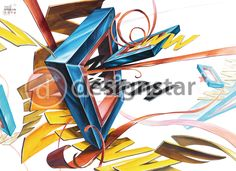 College, Paintings, Design, University, Paint, Painting Art, Painting, Painted Canvas