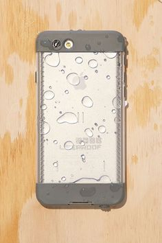 Lifeproof Nuud Waterproof iPhone 6 Case|| #UOonCampus #UOContest.
