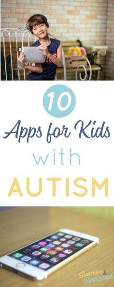 When raising a child on the autism spectrum, today's technology can be a powerful tool for parents, educators and therapist. These 10 Autism Apps are highly rated and can help autistic children with a number of challenges they face. Autism Autism Apps A Autistic Toddler, Activities For Autistic Children, Is My Child Autistic, Autism Activities, Autism Resources, Children With Autism, Autism Crafts, Toddler Chores, Listening Activities