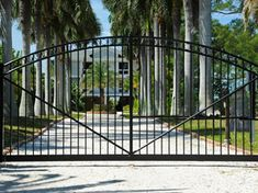 Fabri-Tech specializes in building gates such as commercial gates or residential gates, front entrances, and screen rooms for an extra indoor or outdoor living space. Give us a call at 1-800-281-1289 or 239-772-9825 today for consultation and design quote. For more details visit https://www.fabritechscreens.com/gates/ #letsfabritech #gates #commercialgate #residentialgate #contractor #marcoisland #bonitasprings #naples #fortmyers #capecoral #portcharlotte #northport #venice