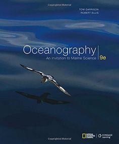 Oceanography: An Invitation to Marine Science: Tom S. Garrison: 9781305105164: Books - Amazon.ca