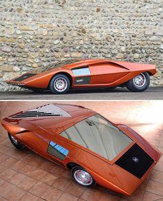 Google+1970 Lancia Stratos HF Zero
