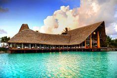 Le Meridien Bora Bora Hotel - Bora Bora - French Polynesia