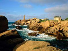 Côte de granit rose - Sentier des Douaniers - Bretagne