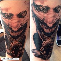 marvel dc tattoos - Поиск в Google