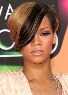 Tremendous Feathered Bob Bob Hairstyles And Black Women On Pinterest Short Hairstyles Gunalazisus