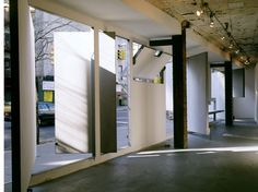 steven holl storefront detail - Google Search