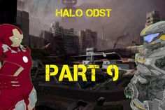 Game Buds Halo Master Chief Collection   HALO ODST  Part 9