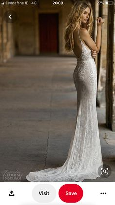 gali karten 2019 bridal spaghetti strap deep plunging sweetheart neckline heavily embellished bodice fit and flare wedding dress backless scoop back medium train bv Gali Karten 2019 Wedding Dresses Wedding Inspirasi Top Wedding Dresses, Cute Wedding Dress, Fit And Flare Wedding Dress, Wedding Dress Trends, Princess Wedding Dresses, Bridal Dresses, Wedding Gowns, Boho Wedding Dress Backless, Civil Wedding