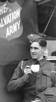 WW2 - Soldier with a