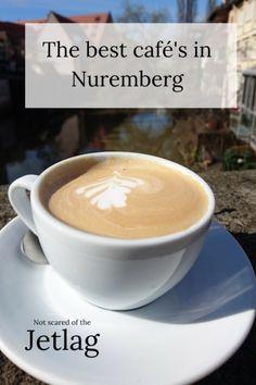 The best café's in Nuremberg