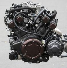 Yamaha V-Max engine (2009)