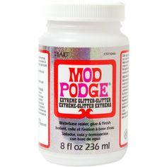 Mod Podge Waterbase Sealer, Glue and Finish (8-Ounce), CS...