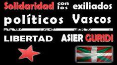 """[Videos] Acto """"¡La lucha sigue!""""-Solidaridad con Asier Guridi"""
