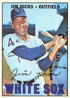 0ef9283362ae1 532 Jim Hicks 1967 Topps. George Thomson · 1967 Topps Baseball Cards