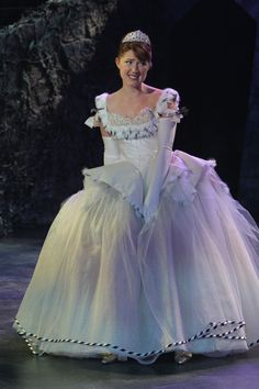 Maybe a silver crown for the transformed cinderella is a good idea too. Into The Woods Musical, Cinderella Musical, Costume Design, Designer Dresses, Theatre, Fashion Accessories, Ballet Skirt, Style Inspiration, Costumes