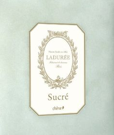 Laduree: The Sweet Recipes by Philippe Andrieu. $21.71. Publisher: Hachette Livre (Acc) (March 16, 2011). Publication: March 16, 2011. 392 pages
