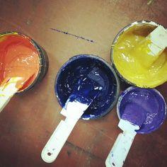 Ink Pots