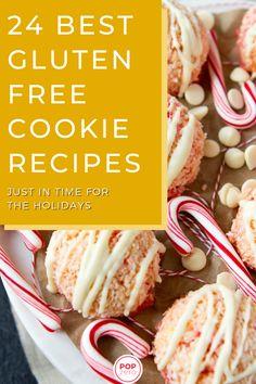 Best Gluten Free Cookie Recipe, Gluten Free Soup, Gluten Free Sweets, Easy Cookie Recipes, Gluten Free Baking, Healthy Dessert Recipes, Gluten Free Recipes, Healthy Foods, Sweet Recipes