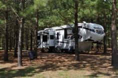 Oklahoma is a great place for RV camping. Check out all of your options and explore the entire state from the comfort of your RV. Just click the picture of Little Pine Cabins & RV Park in Atoka to find out more.