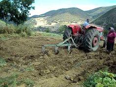 ▶ asvestis (οργωμα στό χωράφι) 10 9 2010 - YouTube Tractors, Seeds, Bread, Youtube, Tractor, Breads, Grains, Bakeries, Youtubers