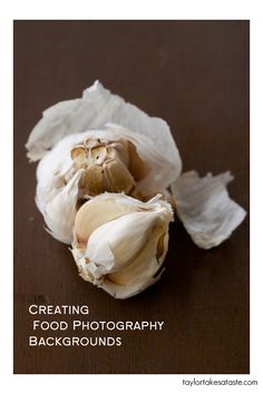 Creating Backgrounds for Food Photography