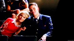 """Quick aka Quinn Fabray and Noah Puckerman aka Puck decide to try dating each other, for real, in 5x13 """"New Directions"""""""