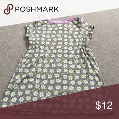 Mini boden tunic size 4-5 years 100% cotton floral tunic dress/top size 4-5 years Hanna Andersson Dresses Casual