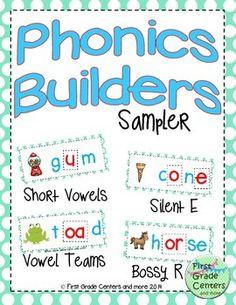 Free- Phonics Builders Sampler