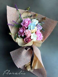 플로랄리스 고급 비누다발 - floralis luxury soap flower