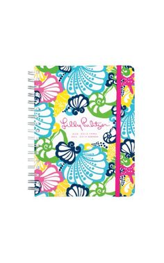 Just bought this! 2014 Large Agenda - Lilly Pulitzer