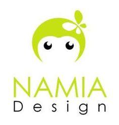 Namia Design; valikoimassa mm. kodin tuotteita.