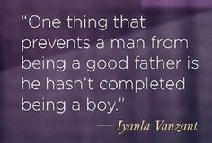 Iyanla Vanzant #Man, #Thing