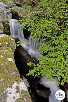 Cascade des Jarrauds à St Martin Château (Creuse) Limousin, Aquitaine, Beau Site, Les Cascades, Dordogne, Waterfall, To Go, Photos, Images