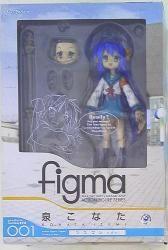 マックスファクトリー figma 泉こなた コスプレ ver. EX001