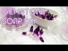 GEMSTONE SOAP D.I.Y. ❤ mimi'z world - YouTube