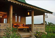 Traditional Joglo House - Java