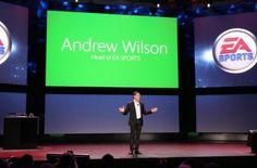 Andrew Wilson EA Xbox One Reveal