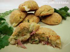 Polpette di patate, zucchine e philadelphia sono delle squisite polpette cotte al forno, morbidissime e delicate con un pizzico di sapidità dato dal....