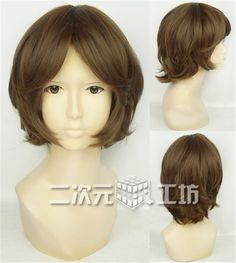 $19.58 (Buy here: https://alitems.com/g/1e8d114494ebda23ff8b16525dc3e8/?i=5&ulp=https%3A%2F%2Fwww.aliexpress.com%2Fitem%2FNew-Design-Shigatsu-wa-Kimi-no-Uso-Your-Lie-In-April-Tsubaki-Sawabe-Brown-Short-Cosplay%2F32367119098.html ) New Design Shigatsu wa Kimi no Uso / Your Lie In April Tsubaki Sawabe Brown Short Cosplay Wig Heat Resistance Fibre Hair Wigs for just $19.58