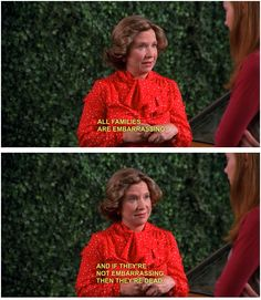 She is wise. Like a sage. | 28 Reasons You Wish Kitty Forman Was YourMom