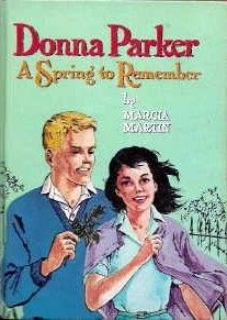 Loved all of the Donna Parker books. I still have this one and it was my favorite!