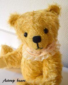 Honeydew by ASTRUP   BearS  teddy bear, teddybear, bamse, nalle