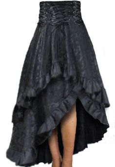 Jacquard Victorian Pirate Skirt I like this for Issie. especially with some really cute boots. Renaissance Clothing, Steampunk Clothing, Steampunk Fashion, Gothic Fashion, Diy Fashion, Fashion Design, Diy Pirate Costume For Women, Female Pirate Costume, Costumes For Women