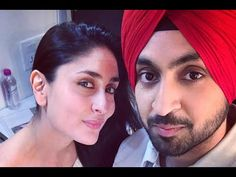 Diljit Dosanjh Funny Moments In Set OF Udta Punjab - kareena kapoor, ali...
