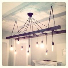 """My ladder light #bvintage"""
