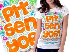 Sinulog, T Shirts For Women, Design, Fashion, Moda, Fashion Styles, Fashion Illustrations