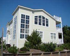 South Bethany Beach House Rental: The Sand Trap: Ocean Views! Steps From The Beach! | HomeAway