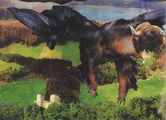 Mutation? Collage (2010) von G.K.
