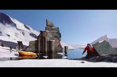 Momotaro Ushido - Antarctic Encounter